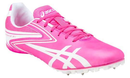 asics kids spikes
