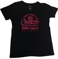 Champion Singwriter Crew Tee - Black