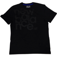 New Balance Fingerprint Tee - Black