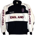 England Bomber Jacket Junior - Navy