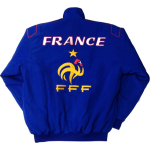 France Bomber Jacket -Blue