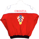 Croatia Bomber Jacket