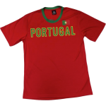 Portugal Supporters Tee - Red