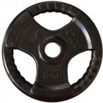 Bodyworx Olympic Metal Weight Plate 15kg