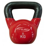 Trojan 5 kg Red Kettle Bell