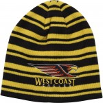 AFL Supporters Beanie - West Coast Eagles