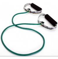 Thera-Band Tubing with Soft Grip Handles - Intermediate