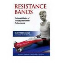Thera-Band Resistance Bands - Heavy Resistance