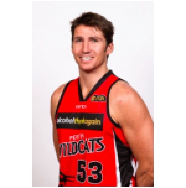 Perth Wildcats Jersey 13/14 - #53