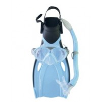 Mirage Squirt Junior Mask, Snorkel and Fins Set