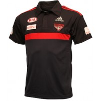 AFL Essendon Men's Media Polo