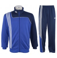 Adidas Sere 11 Tracksuit - Navy/Blue