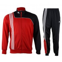 Adidas Sere 11 Tracksuit - Blk/Red