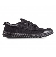Dunlop Volleys Jnr - Black