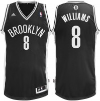 Adidas Brooklyn Nets Jersey - #8 Williams