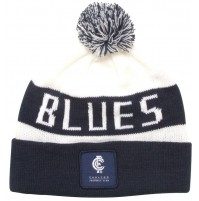 AFL Carlton Blues Beanie