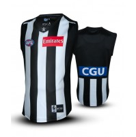 AFL Collingwood 2015 Home Guernsey - Mens