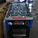 Firefox Academy Foosball Table