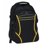 Gear for Life Reflex Backpack - Black/Gold