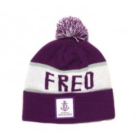 AFL Fremantle Dockers Bar Beanie