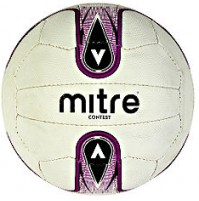 Mitre Contest Club Match Netball - Size 4