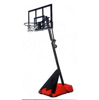 "Spalding 52"" Acrylic Hercules Basketball System"