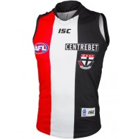 St Kilda Saints 2013 Men's Home Guernsey
