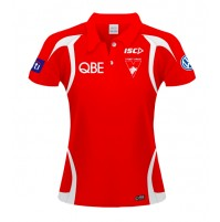ISC Sydney Swans Women's Players Polo 2014
