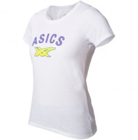 Asics Athletic Tee - White