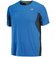 New Balance Impact Shirt - Blue