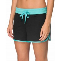 Running Bare Rock It Kick It Shorts - Black/Blue