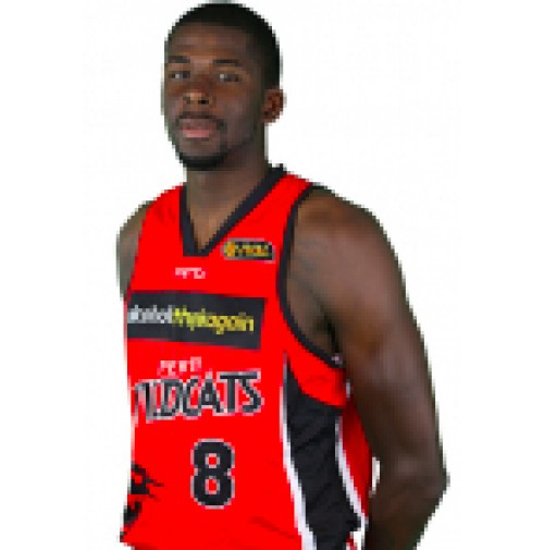 Perth Wildcats Jersey 13/14 - #8