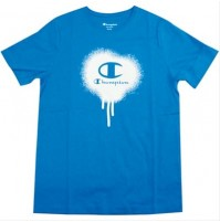 Champion Graff Boys Tee - Blue