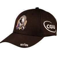 AFL Collingwood Magpies Media Cap