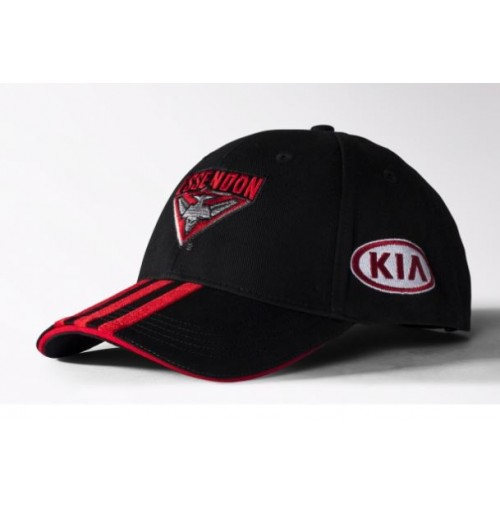 AFL Adidas Essendon Bombers Media Cap
