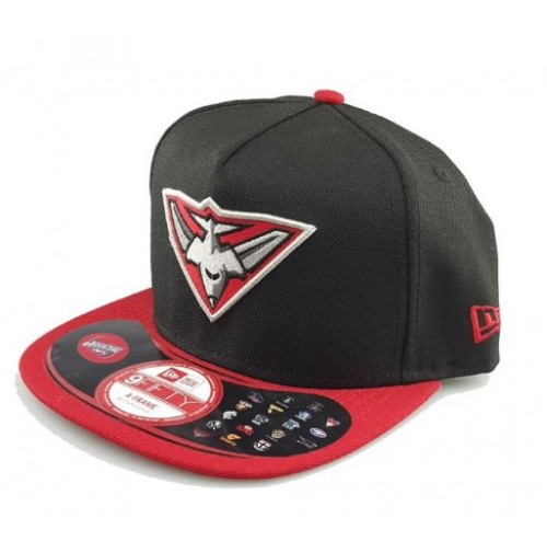 Afl New Era Essendon Snap Back