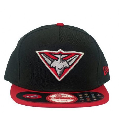AFL New Era Essendon Bombers Snapback