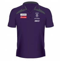 *AFL Fremantle Dockers 2020 Womens Media Polo