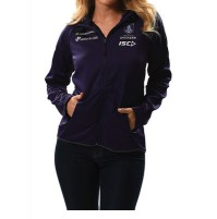 AFL Fremantle Dockers Womens Workout Hoody