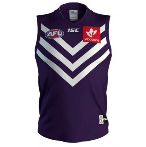 AFL Fremantle Dockers 2018 Youth Home Guernsey