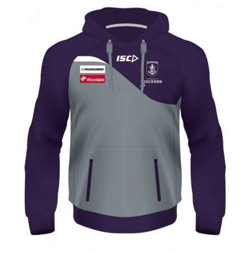 AFL Fremantle Dockers 2019 Kids Squad Hoody