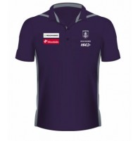 AFL Fremantle Dockers 2019 Womens Media Polo