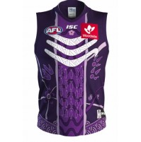 AFL Fremantle Dockers 2019 Adult Indigenous Guernsey