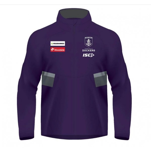 AFL Fremantle Dockers 2020 Mens Wet Weather Jacket