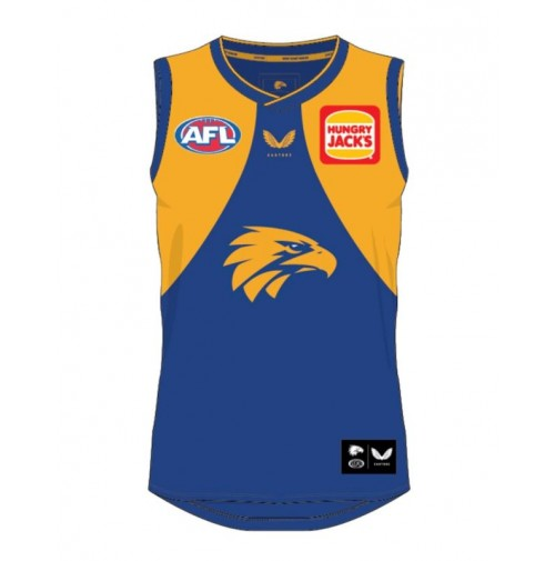 AFL WCE 2021 Adults Castore Home Jersey