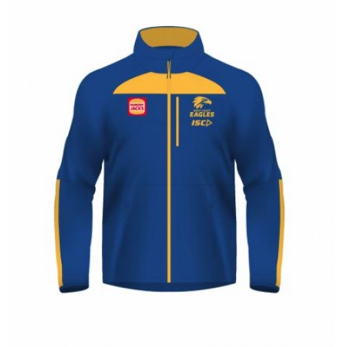 AFL WCE 2019 Youth Wet Weather Jacket