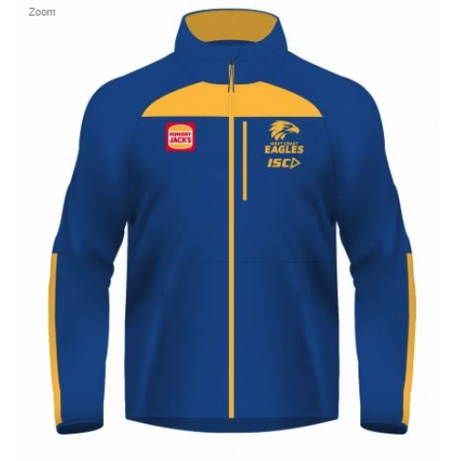 AFL WCE 2019 Mens Wet Weather Jacket