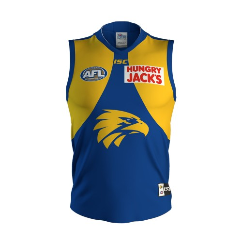 AFL WCE 2019 Adult Home Guernsey