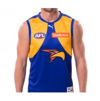 AFL WCE 2017 Youth Away Guernsey
