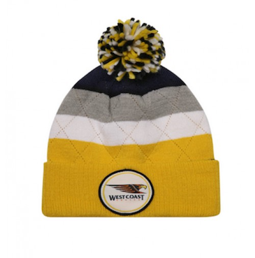 AFL WCE Supporter Beanie